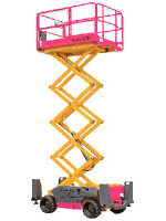 All Terrain Scissor Lift Hire