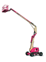 Knuckle Boom Lift